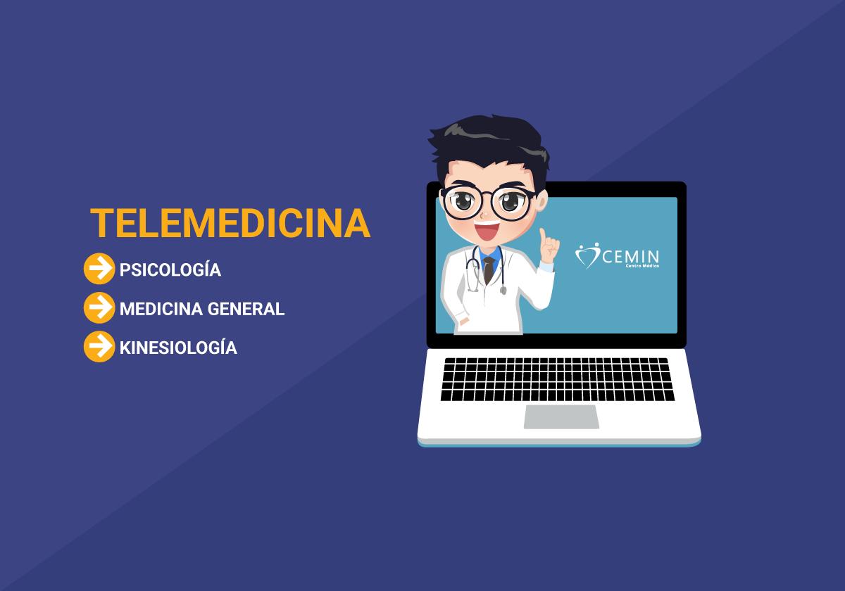 Telemedicina en Cemin